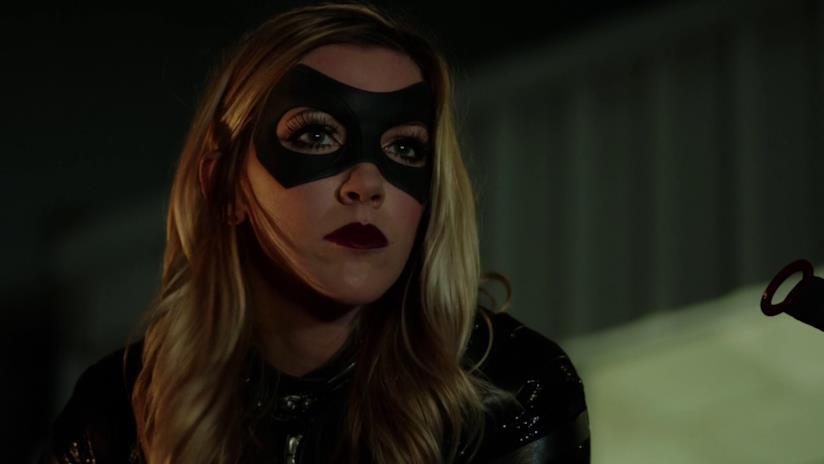 Black Canary nella serie TV Arrow