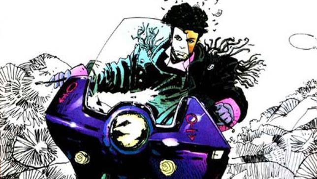 Prince: Alter Ego, il fumetto del 1991