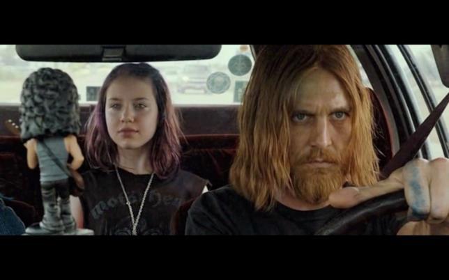 Jesse e Zooey Hellman, i protagonisti metallari di The Devil's Candy