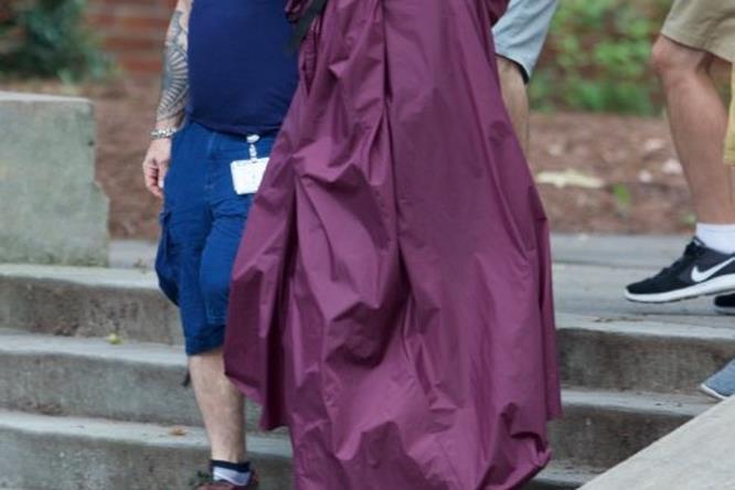 Paul Rudd nasconde il suo costume
