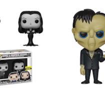 La Famiglia Addams: personaggi Funko