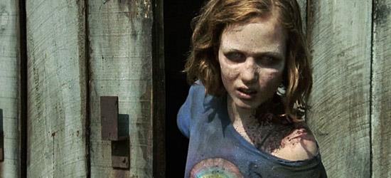 The Walking Dead: Sophia trasformata in zombie