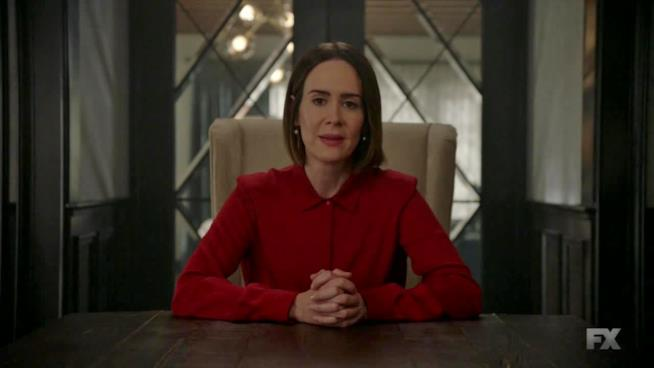 American Horror Story: Cult. Ally Mayfair-Richards
