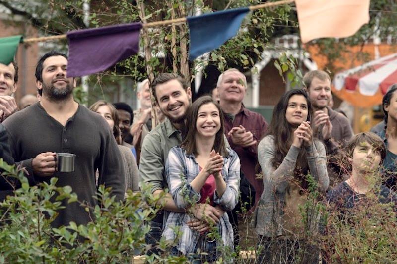 The Walking Dead 9x15: l'inaugurazione della Fiera