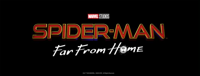 Logo di Spider-Man Far From Home