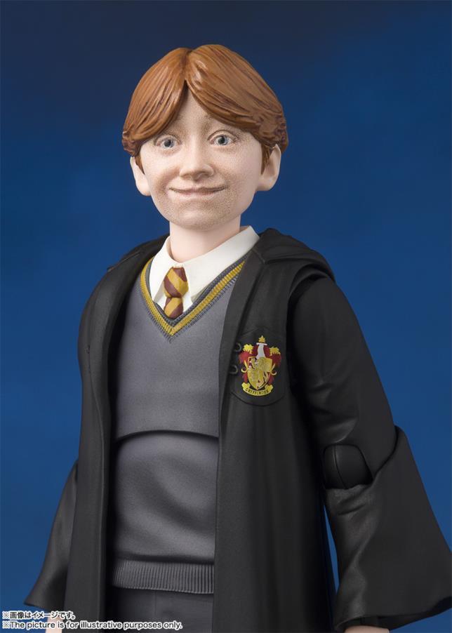 La nuova figure di Ron