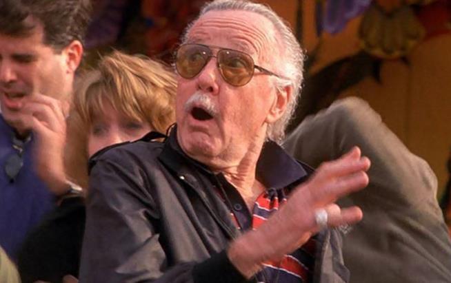 Il cameo di Stan Lee in Spider-Man 2