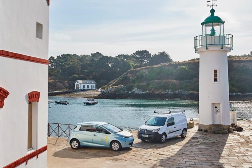 L'isola smart di Belle-Île-en-Mer creata da Renault