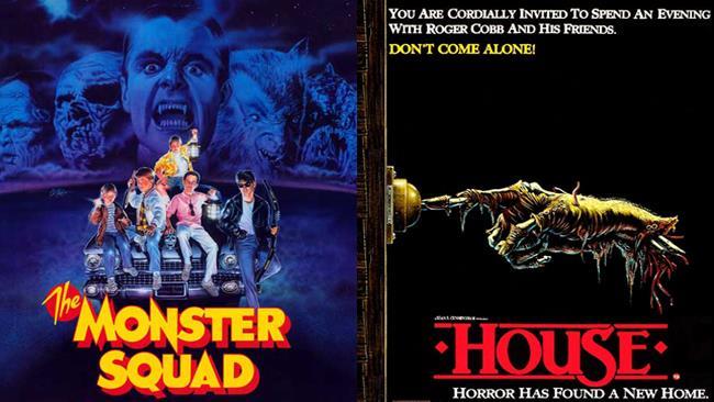 I film Monster Squad e House