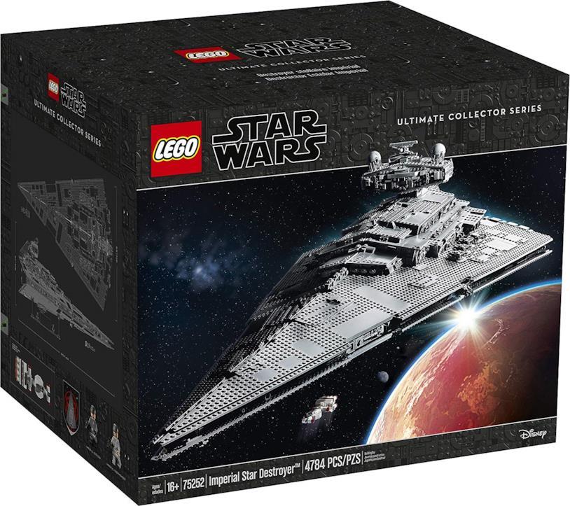 Imperial Star Destroyer di LEGO, set numero 75252