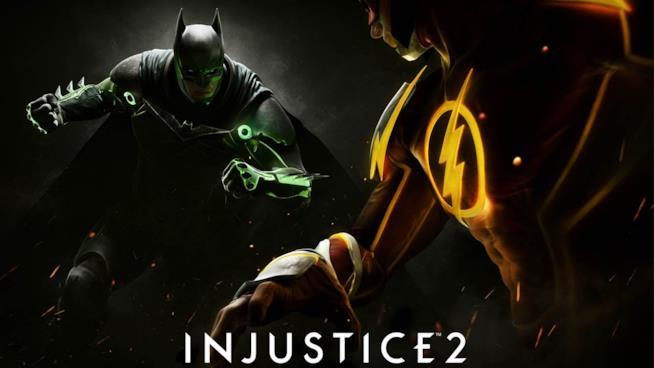 Injustice 2 schiera in campo i lottatori di DC Comics