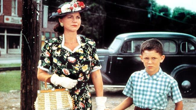 Un frame dal film Forrest Gump