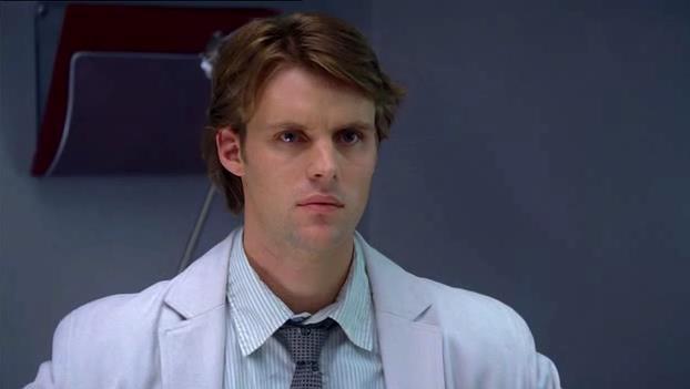 Robert Chase in una scena di Dr. House