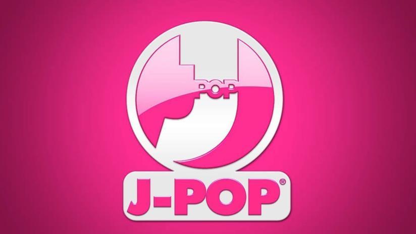 J-POP manga logo