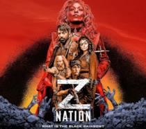 Promo art per la stagione 4 di Z-Nation