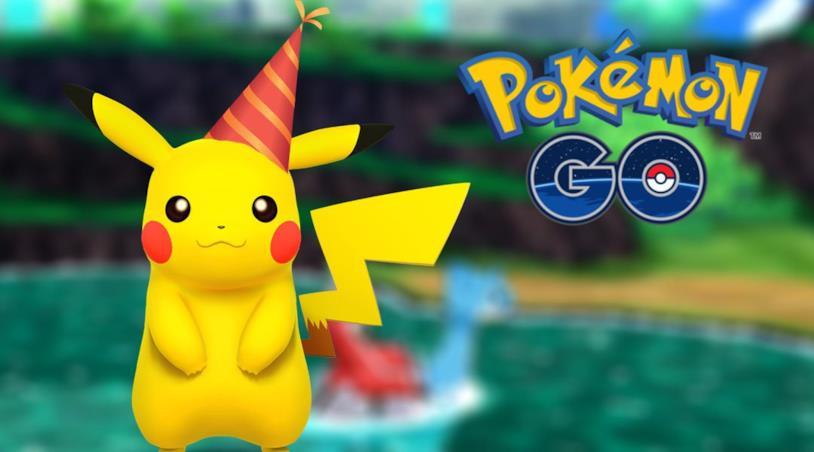 Pokémon GO festeggia i 21 anni del brand