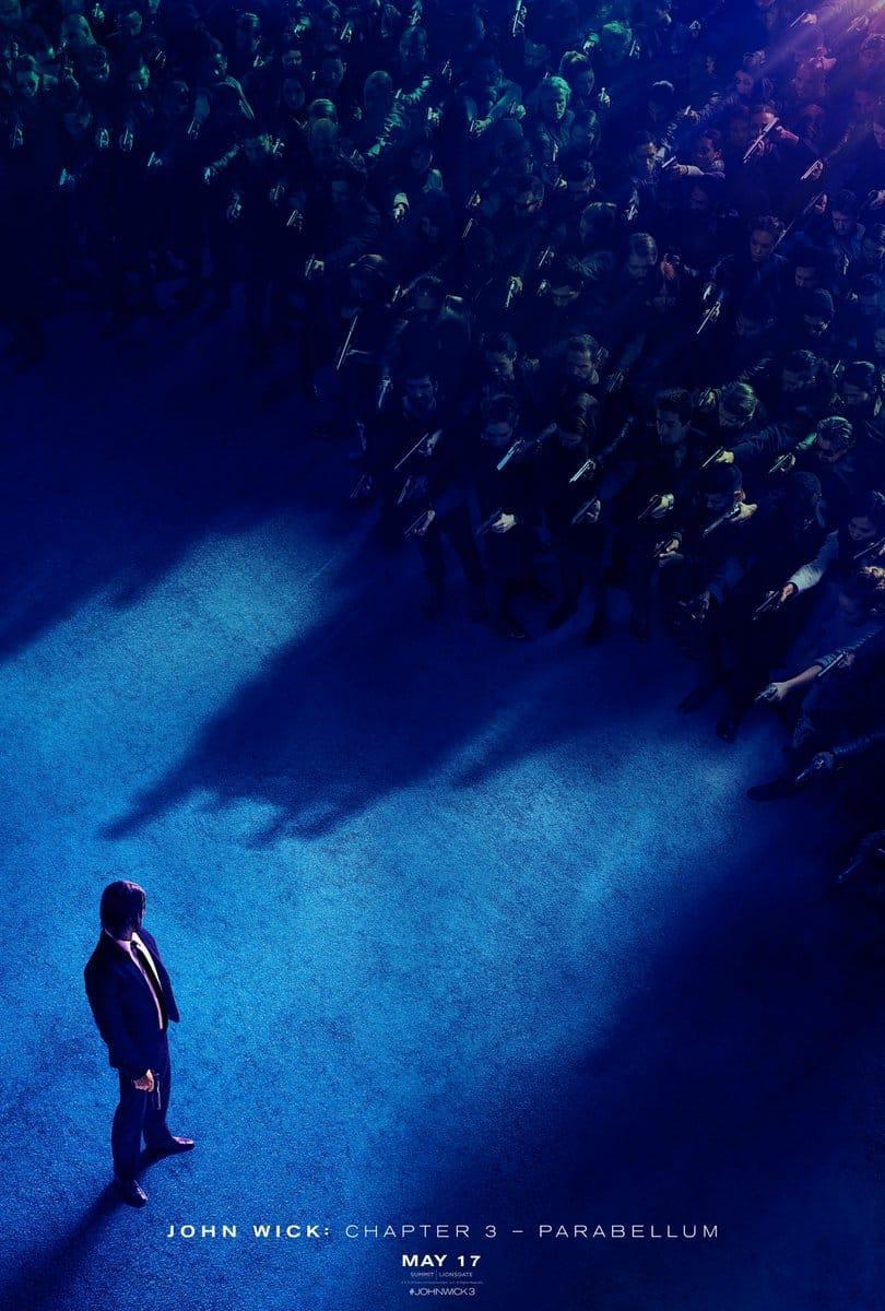 Poster di John Wick 3: Parabellum