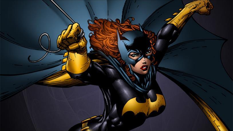 Batgirl non esita a lanciarsi in azione