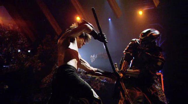 Yoshimitsu in Tekken - Il Film