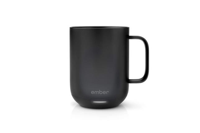 Immagine stampa della tazza smart di Ember