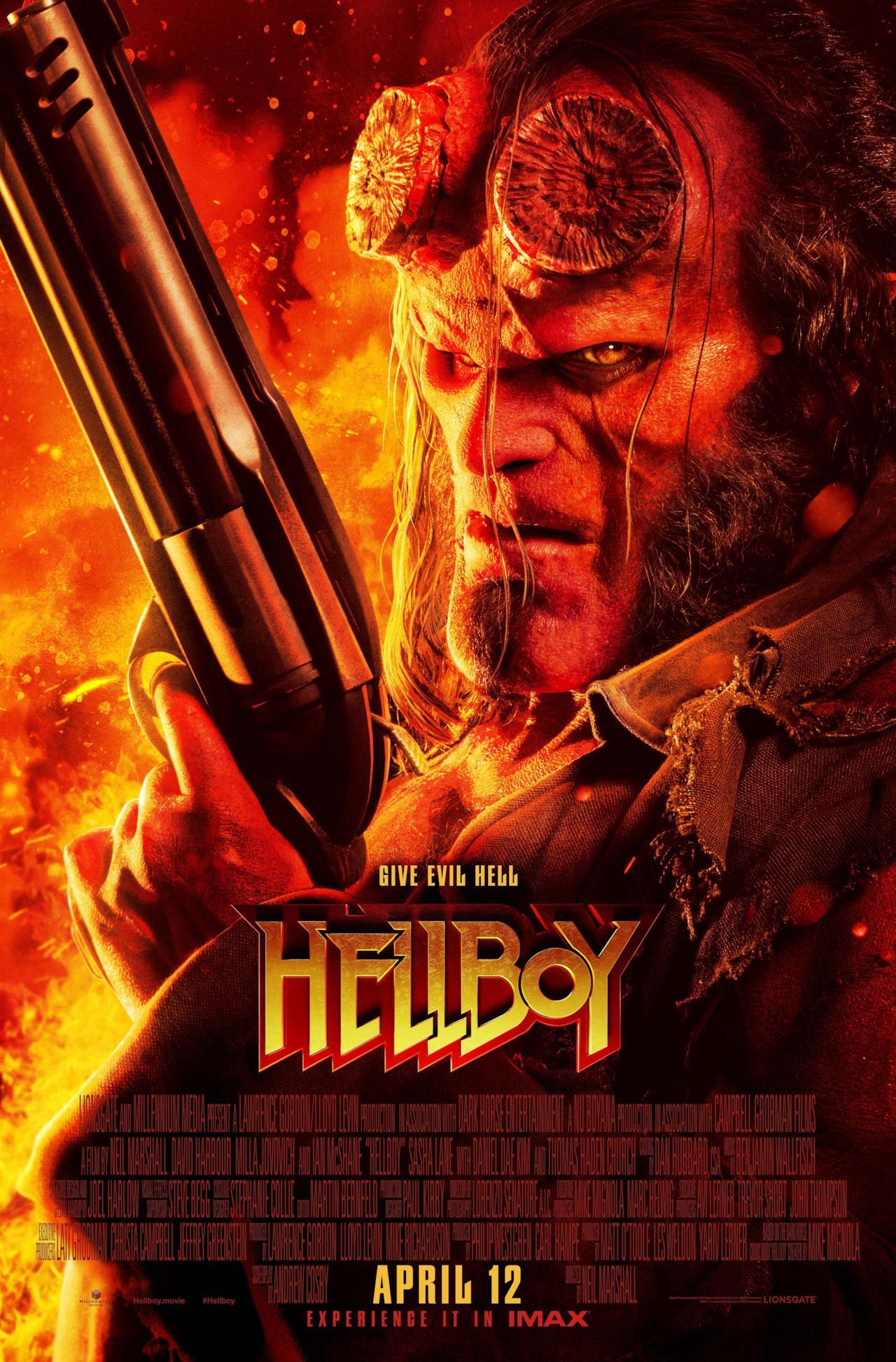Hellboy: il trailer re... Milla Jovovich Photos Hellboy