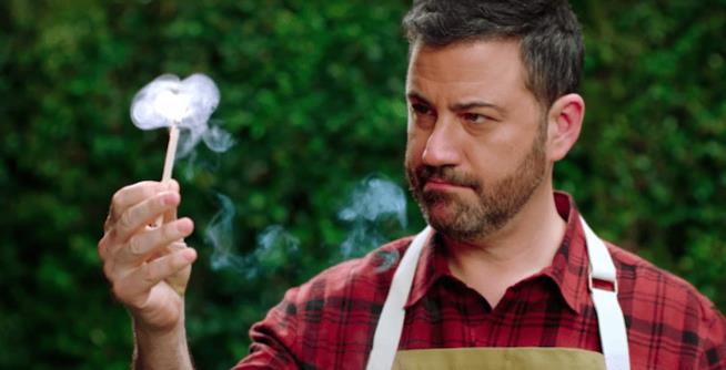 Jimmy Kimmel nel video promozionale per gli Oscar 2018