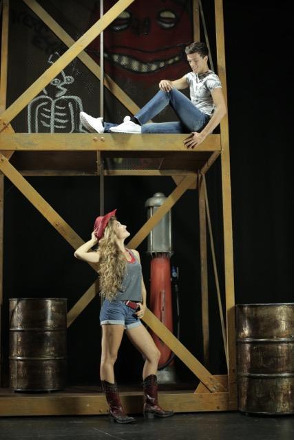 Lo spettacolo Footloose - Il Musical in cartellone dal 24 settembre, anterpima