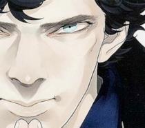 Il manga di Sherlock
