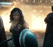 Gal Gadot è Wonder Woman in Batman v Superman: Dawn of Justice