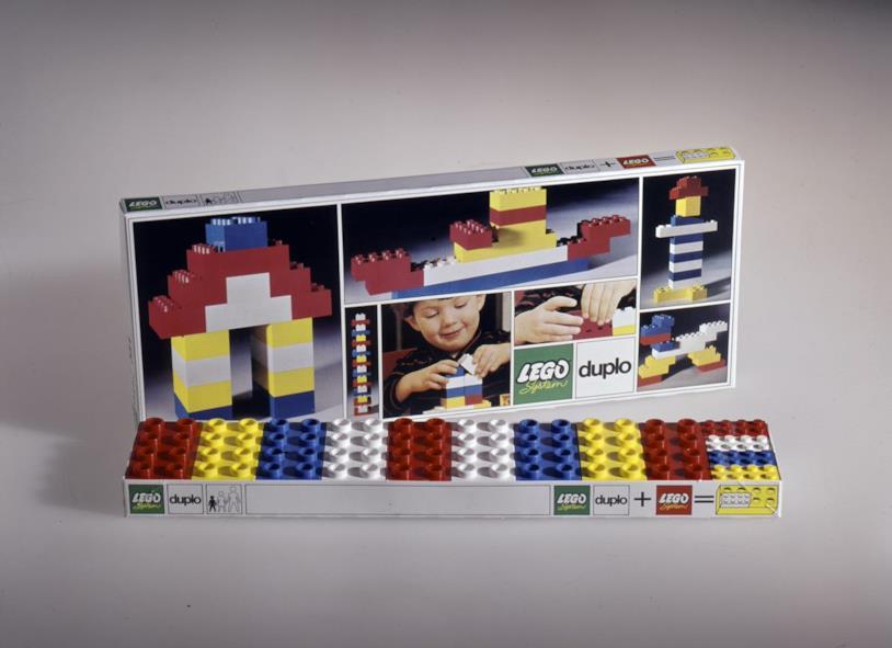 Set LEGO Duplo degli anni '60