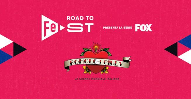 Al Road to Fest a Milano arriva Romolo + Giuly la serie FOX