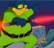 I 10 migliori riferimenti de I Simpson a Star Wars