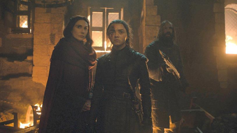 L'epifania di Arya in Game of Thrones 8x03