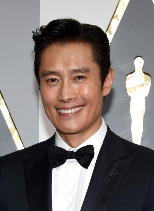 Byung-Hun Lee alla Cerimonia degli Oscar