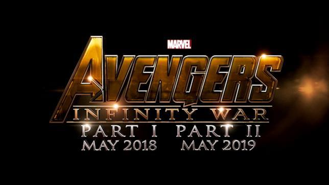 Avengers - Infinity War le date d'uscita della saga Disney Marvel