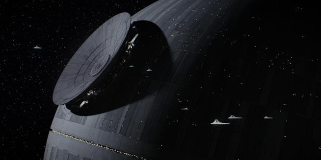 La Morte Nera in Rogue One: A Star Wars Story