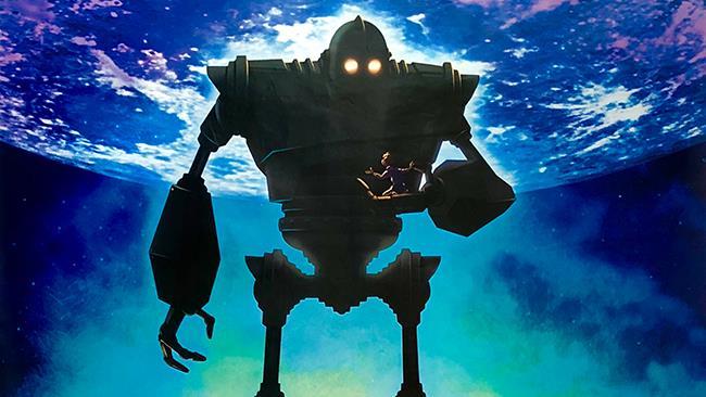 Il gigante di ferro e Hogarth Hughes