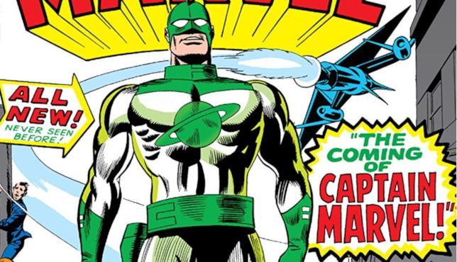 Dettaglio della cover di Marvel Super Heroes #12