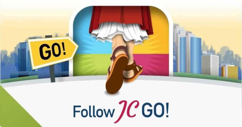 L'immagine simbolo di Follow Jc Go