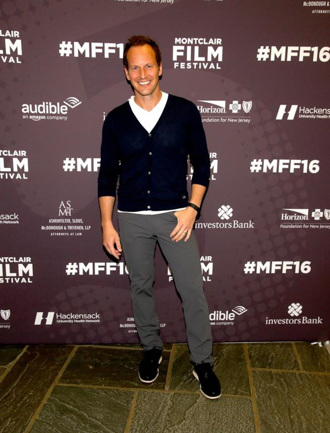 Patrick Wilson al Montclair Film Festival 2016