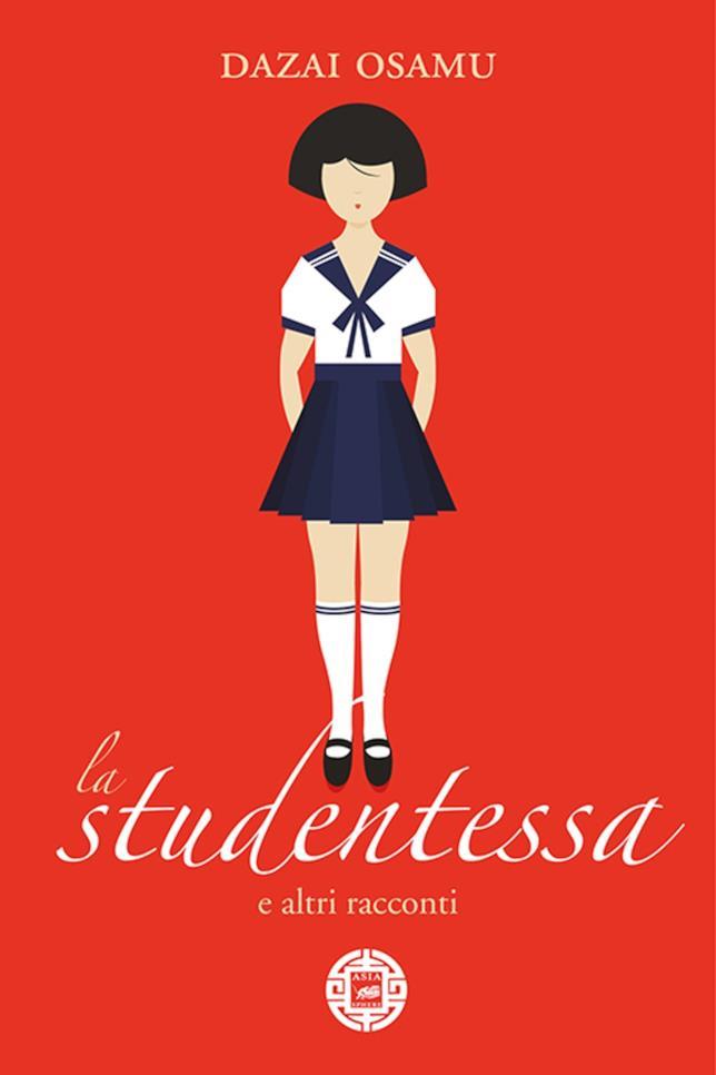 La copertina di La studentessa