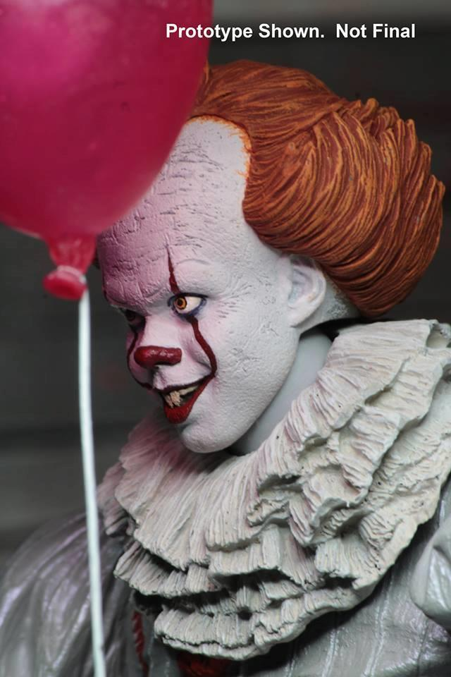 Action Figure di Pennywise