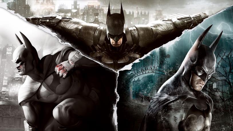 Il villain Arkham Knight del 2015