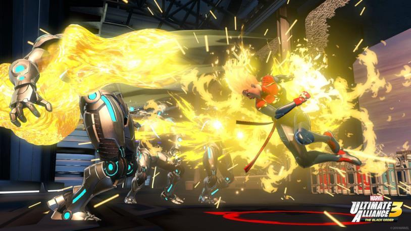 Marvel La Grande Allenza 3: L'Ordine Nero per Nintendo Switch