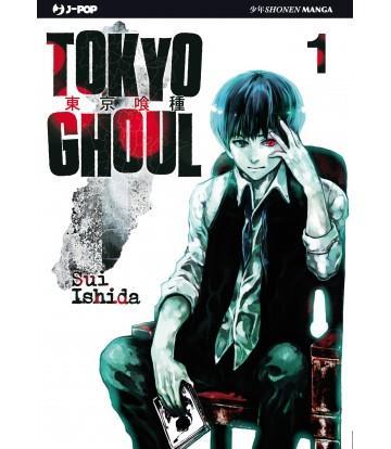 La cover di Tokyo Ghoul