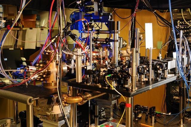 Il nuovo orologio atomico ideato dal NIST