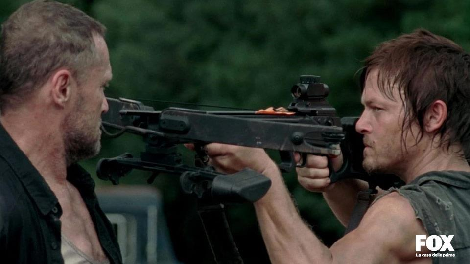 In origine Norman Reedus aveva fatto il provino per la parte di Merle, non per quella di Daryl.