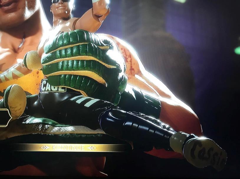 Mortal Kombat 11 svela un easter egg dedicato a Toy Story