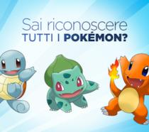 Sai riconoscere tutti i Pokemon?