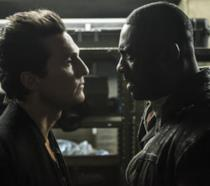Matthew McConaughey e Idris Elba ne La Torre Nera